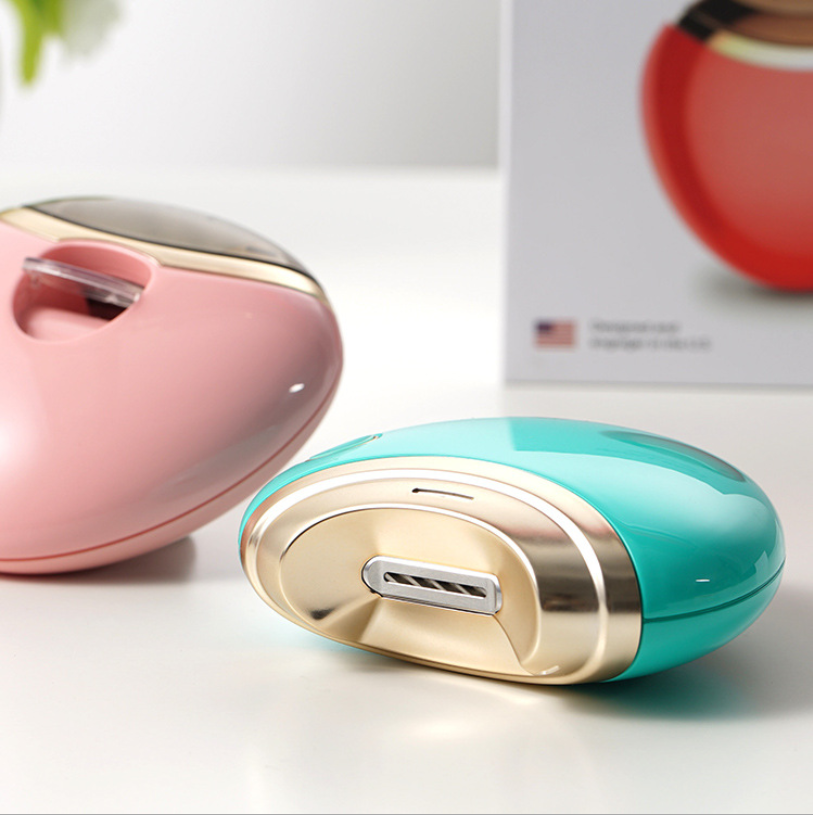 Imoll Electric Automatic Nail Clippers Trimmer Nail Cutter Scissors For Baby Adult