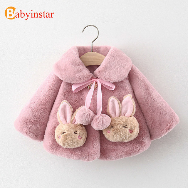 Babyinstar New Autumn and Winter 26 Styles Wool Sweater Shawl Jacket Baby Girls Clothes Lovely Outerwear & Coats Sweety Girls