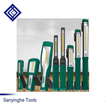 High Brightness work light Sanyinghe Working Lights With Magnetic CNC lathe tool handheld LED light Accessories