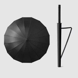 Parapluie coupe-vent de Patio, Katana japonais d'auto-défense pour l'extérieur, guanta Chuva, articles ménagers BL50CGS