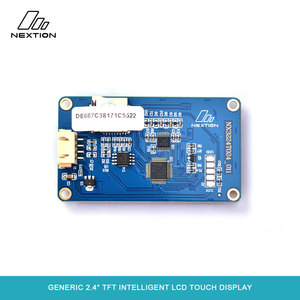 Image 5 - Nextion NX3224T024   2.4 Full color HMI Intelligent LCD Resistive Touch Display Module Easy To Operate For Basic Programmers