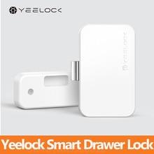 YEELOCK inteligentna szuflada szafki blokada Keyless Bluetooth APP zabezpieczenie przed kradzieżą zabezpieczenie przed dziećmi zabezpieczenie szuflady