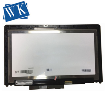 For Lenovo Ideapad Yoga 13 20175 LP133WD2 SLB1 LCD Display Touch Screen Digitizer