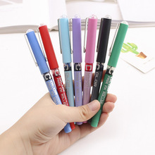 Art-Supplies Watercolor Pencils Stationery Writing-Pen Color-Rollerball-Pen Kids No