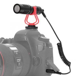 Image 4 - プロフェッショナルコンデンサーカーディオイドマイク録音インタビュー携帯電話ライブマイク一眼レフカメラ 3.5 ミリメートルインターフェース機器