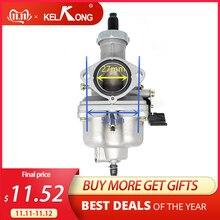 KELKONG carburateur pour moto Keihin PZ27, compatible avec Honda CG125 modèle, motocross, Quad, Quad