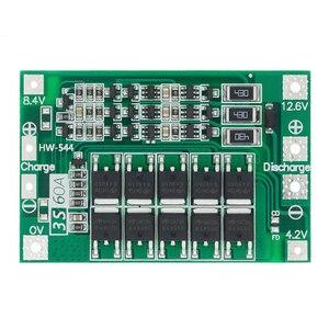 Image 4 - Batería de litio de iones de litio 3S 4S 5S, cargador 18650 BMS 25A 30A 40A 60A 100A, tablero de protección con Balance para Motor de taladro