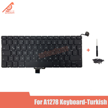 Clavier turc pour ordinateur portable Macbook Pro 13 \