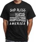 Men t shirt USA God ...