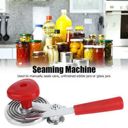 Ручной аппарат для герметизации банок, ручной инструмент для запечатывания стекла, устройство для обжима банок, банок