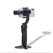 Handheld 3-Axis Cell Phone Stabilizer Pan&Tilt Gimble For 4-5.5'' Smartphone Sumsung Huawei Action Camera Gopro 3/5 Hero(China)