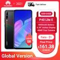 Глобальный Huawei P40 Lite E смартфон NFC версия 4 + 64 ГБ тройной камеры 48 МП AI камеры 6,39