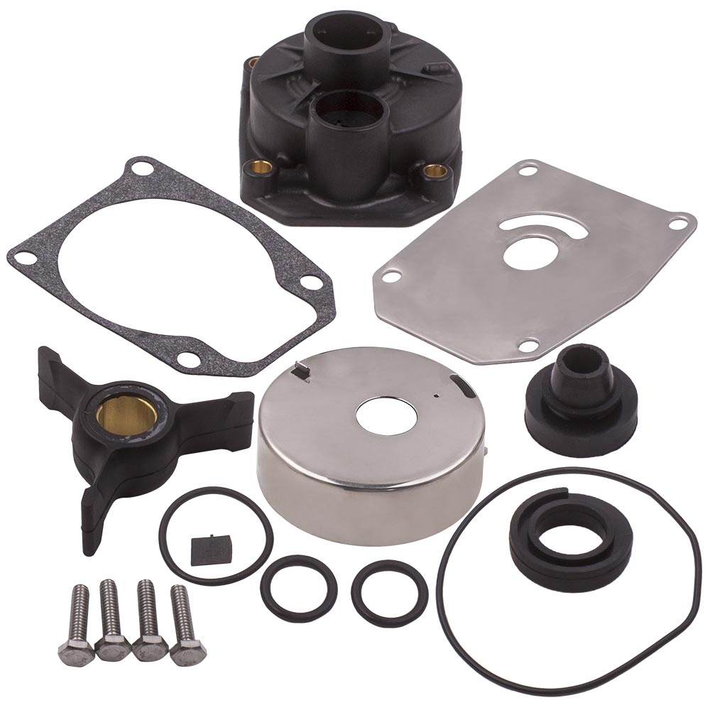 Johnson Evinrude 40 48 50 Hp Outboard Water Pump Impeller Kit 18-3394 433548