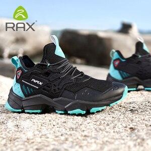 Image 1 - Rax ชายรองเท้าฤดูใบไม้ผลิฤดูหนาวการล่าสัตว์ boot รองเท้าผ้าใบกีฬากลางแจ้งสำหรับชายน้ำหนักเบา Mountain Trekking รองเท้า