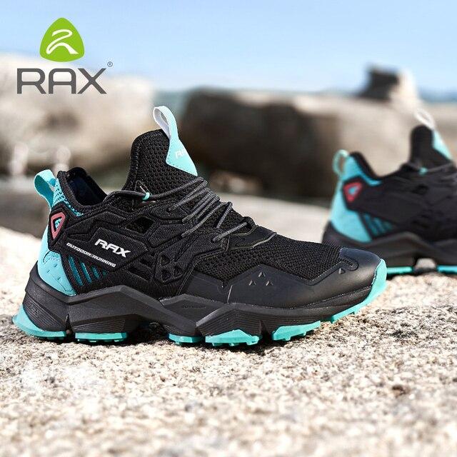 Rax ชายรองเท้าฤดูใบไม้ผลิฤดูหนาวการล่าสัตว์ boot รองเท้าผ้าใบกีฬากลางแจ้งสำหรับชายน้ำหนักเบา Mountain Trekking รองเท้า