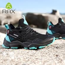 Rax גברים טיולי אביב חורף ציד אתחול לנשימה חיצוני ספורט סניקרס לגברים קל משקל הרי טרקים נעליים