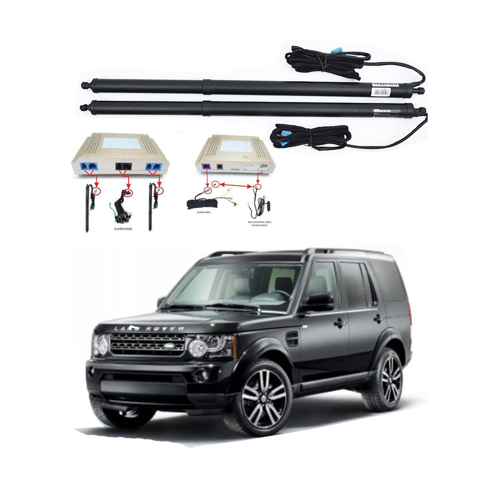 New Electric Tailgate Refitted For Land Rover DISCOVERY 4 2015- Tail Box Intelligent Electric Tail Door Power Tailgate Lift Lock