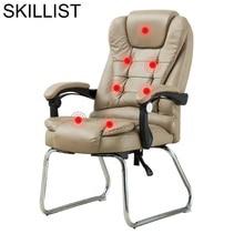 Oficina Ergonomic Fotel Biurowy Sedia Ufficio Sillon Escritorio Bilgisayar Sandalyesi Poltrona Silla Massage Gaming Office Chair
