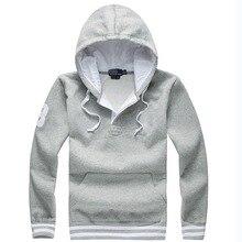 Free shipping!2020 wholesale brand Men's polo Hoodies
