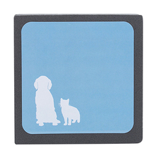 1pc Pet Dog Cleaning Brush Foam Sponge Carpet Hair Fur Remover Cleaner Household Brushes