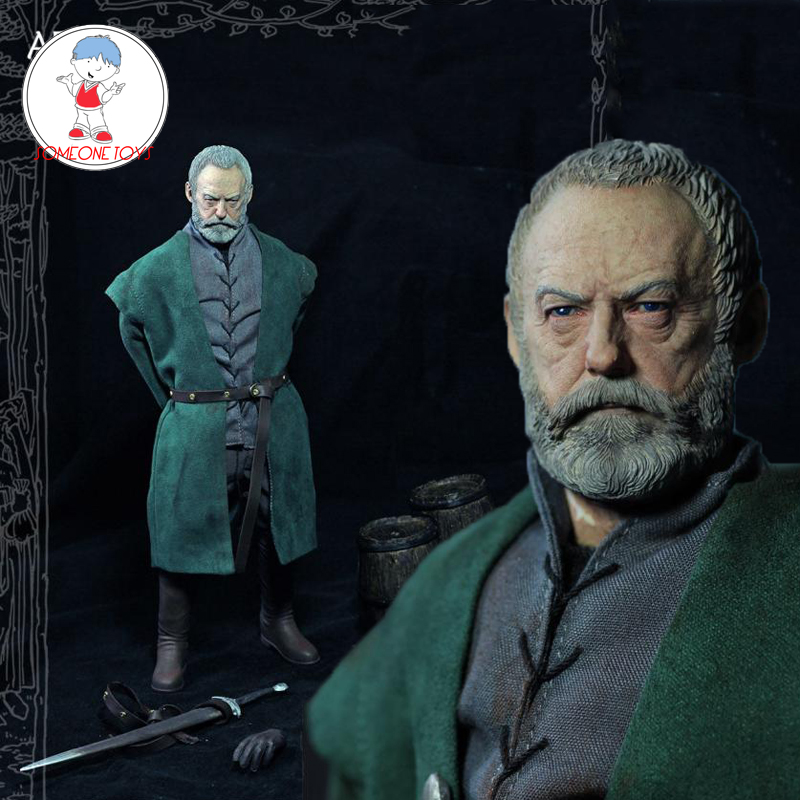 Xensation AF23 Game of Thrones Smuggler Davos Seaworth 1//6 Figure in stock
