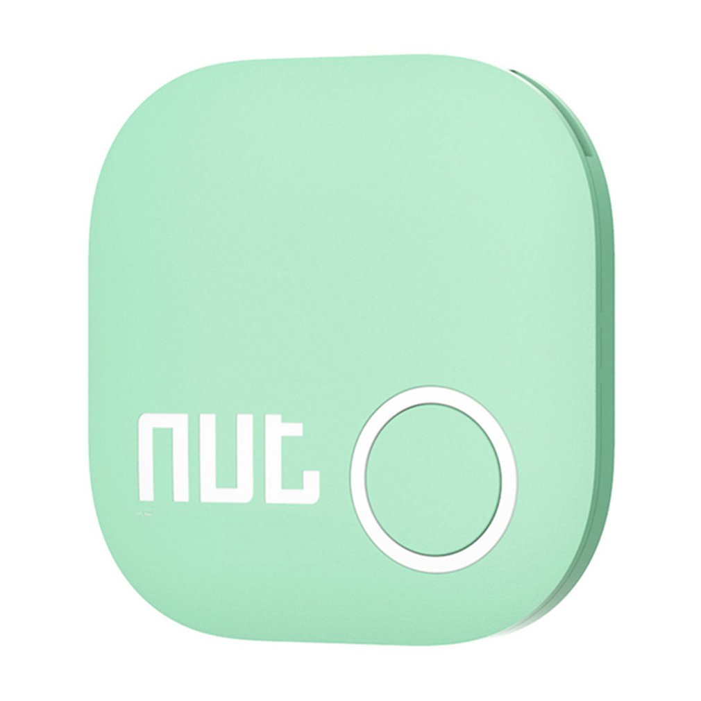 For NUT2 Smart Tag Tile Tracker Key Finder Locator For Key Anti Lost Found Alarm For Security LESHP English Plastic Piece
