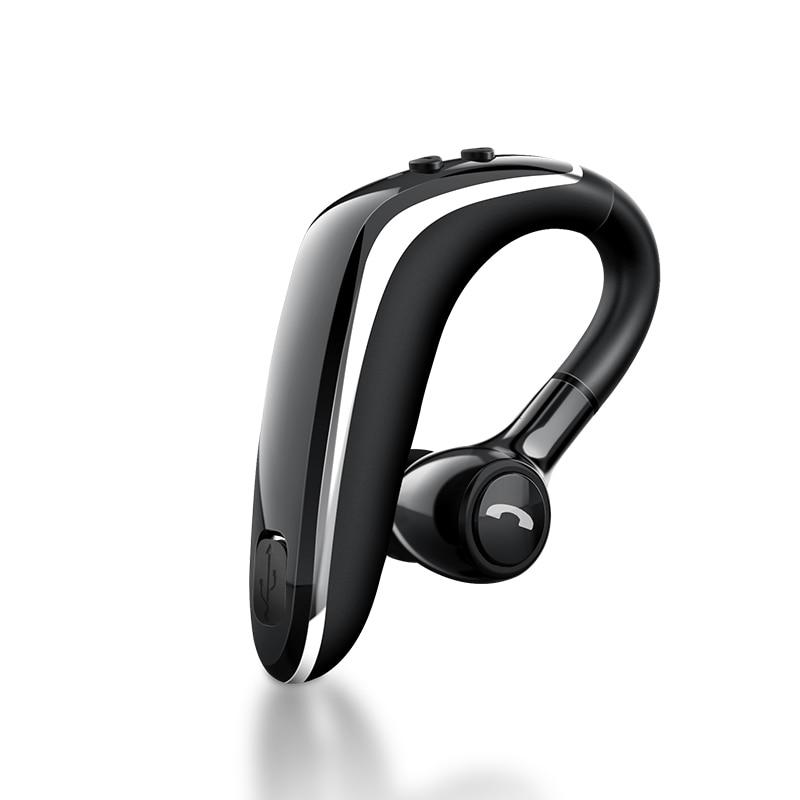 X01 Wireless Earphone Bluetooth 5.0 Hanging Ear Business Driving Headset HD Mic Waterproof Sports Headphone