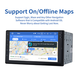 """Image 5 - Dasaita 7"""" Android 10 Car GPS Radio Player for Two Din Universal with Octa Core 4GB 64GB Auto Stereo Video Navi Multimedia"""