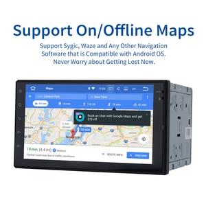 Image 5 - Dasaita Radio Multimedia con GPS para coche, Radio con reproductor, Android 10, 7 pulgadas, 2 Din, Universal, Octa Core, 4GB RAM, 64GB rom, estéreo para coche, navegación