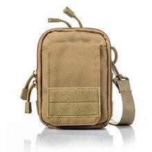 Hiking Backpack Medical Sling-Bag Sports-Accessory Molle Shoulder Travel Outdoor Men