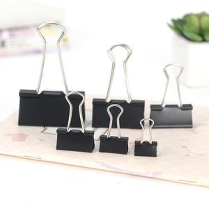Clip-Quality Binder-Grip Foldback-Clips Office-Accessories Bulldog Metal 51 41-30-25-19-Mm-Size