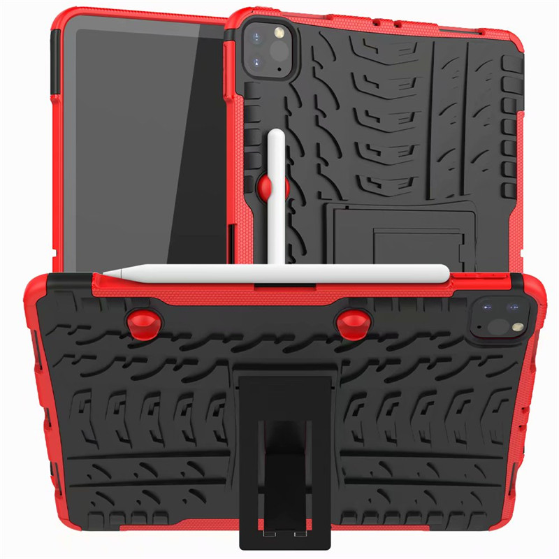 Stand For Pro iPad Shockproof Cover Pencil Case 2020 New Holder 11 With Flip Armor Case