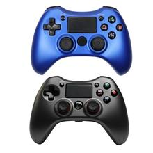 Get more info on the Wireless Bluetooth Game Controller for PS4 Double Vibration Six-axis Gyroscope 3D Joystick Game Controller for PS4 Gamepad