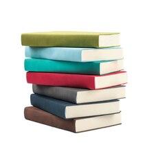 Vintage Dikke Papier Notepad Lederen Bijbel Dagboek Boek Zakka Journals Agenda Planner School Kantoorbenodigdheden Supplies
