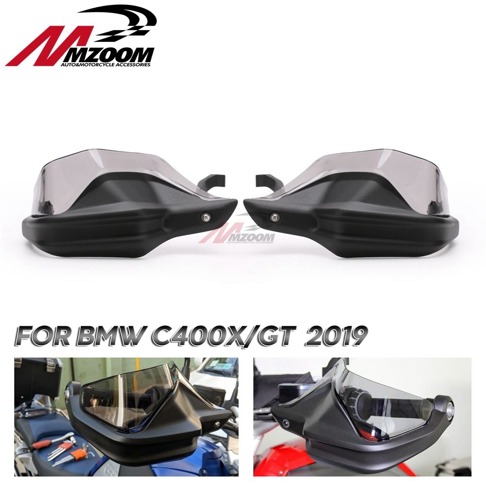 Moto Handguard main gardes frein embrayage leviers bouclier protecteur pour BMW C400GT C400X C 400 C400 GT X 2019