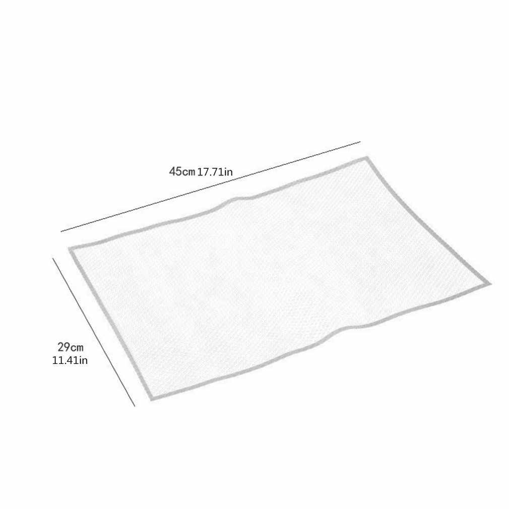 1PCS/Lot EVA Cleaning Pad For Table Refrigerator Antibacterial Moisture Antifouling Waterproof Mat For Kitchen Cleaning Tools