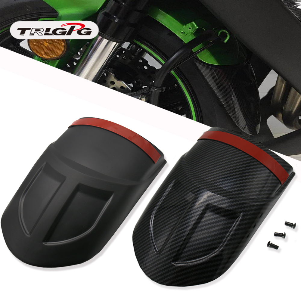 Motorcycle Accessories Front Fender Growth Fit For Kawasaki KLE650 VERSYS 650 1000 VERSYS650 VERSYS1000 2015-2019 2018 2017 2016