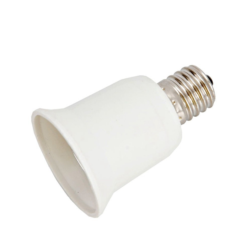 E17 To E26 Light Socket Adapter Converter