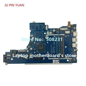 Image 1 - JU PIN YUAN L20375 601 L20375 001 EPK50 LA G073P laptop motherboard for HP Laptop 15T DA 15 DA Series NoteBook PC  w N5000 CPU