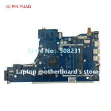 JU PIN YUAN placa base para ordenador portátil, L20375 601, EPK50, L20375 001, para HP, portátil 15T DA, serie 15 DA, PC w, N5000 CPU