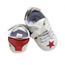 Новое поступление 2020 модная обувь для новорожденных белые