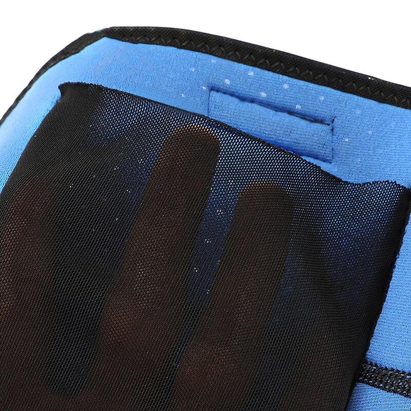 Codo de compresión para deportes al aire libre soporte para el codo almohadilla de apoyo para lesiones ayuda correa ajustable para el codo banda elástica para el deporte de gimnasio codo - 6