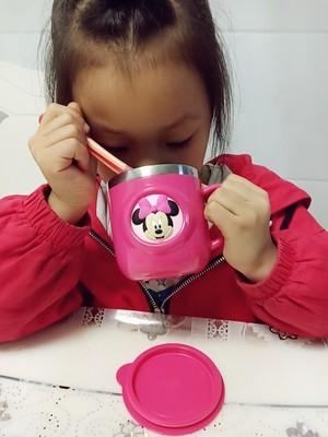 Disney Baby Kids kubek do mleka Cartoon kreatywny napój kubki na wodę trening dla dzieci dowiedz się Drinkware kubek do soku kubki ze stali nierdzewnej tanie i dobre opinie 266 ml STAINLESS STEEL DSN Mother Baby Online retail Store