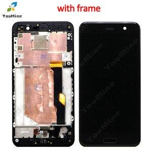 """Image 3 - 5.2 """"Với Khung Cho HTC U Chơi Màn Hình Hiển Thị LCD + Tặng Bộ Số Hóa Cảm Ứng Cho HTC U Play U 2u LCD Giá Rẻ vận Chuyển"""
