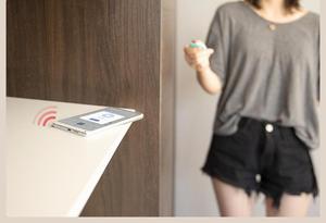 Image 4 - Youpin Ranres الذكية مكافحة خسر جهاز ذكي لتحديد المواقع إنذار البحث المقتفي حقيبة حمل الحيوانات الأليفة محفظة مفاتيح مكتشف صندوق الهاتف البحث