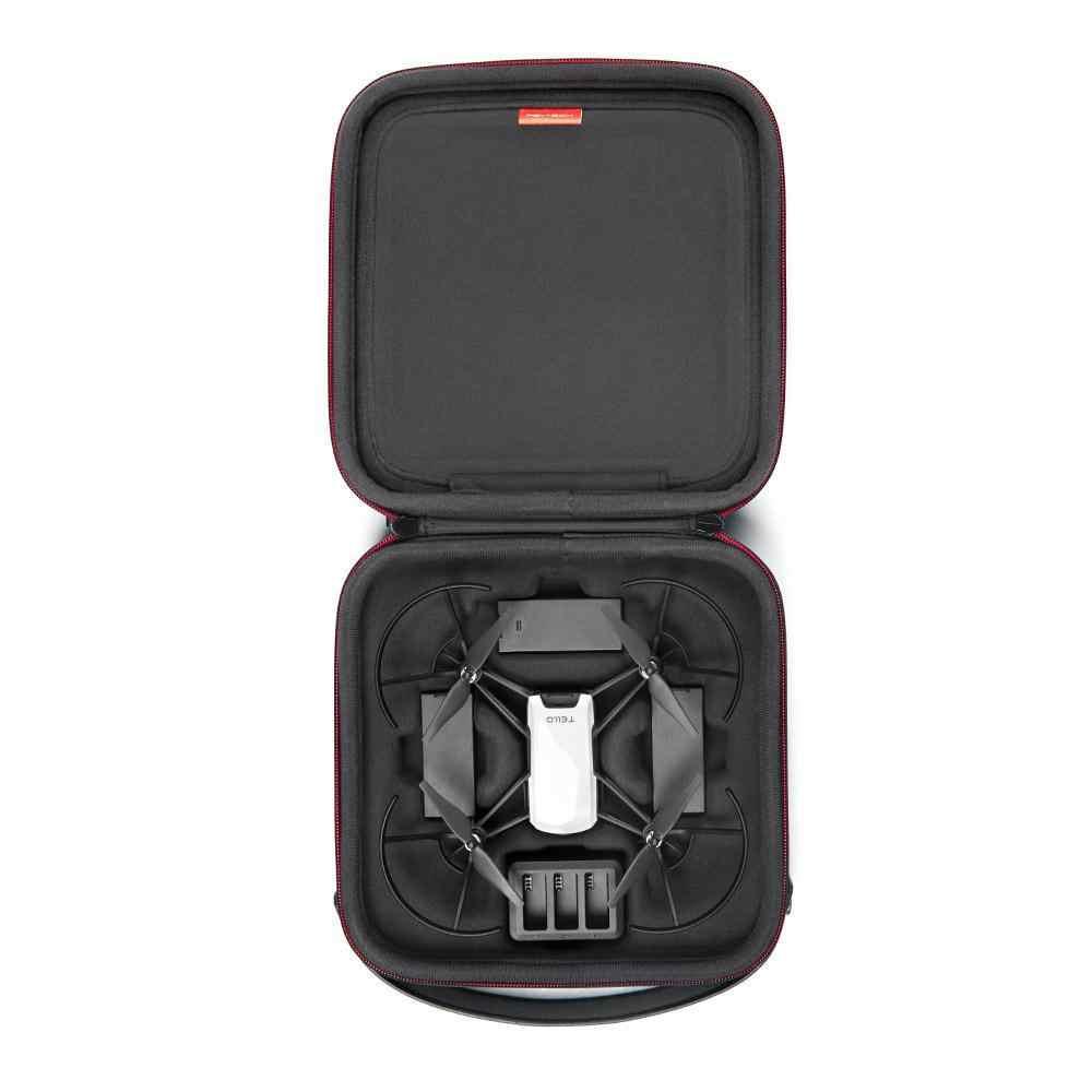 Pgytech Tello Tas Kendaraan Udara Tak Berawak Penyimpanan Kotak Baterai Pisau Storgage Tas Tello Aksesoris Tas