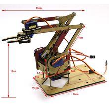 Сборный робот манипулятор для акрилового оборудования коготь