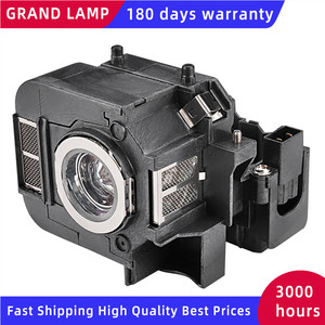 Image 1 - EB 824 EB 824H EB 825 EB 826W EB 826WH EB 84 EB 84e EB 84he EB 85 H294B for Epson ELPL50 V13H010L50 Projector lamp with housing