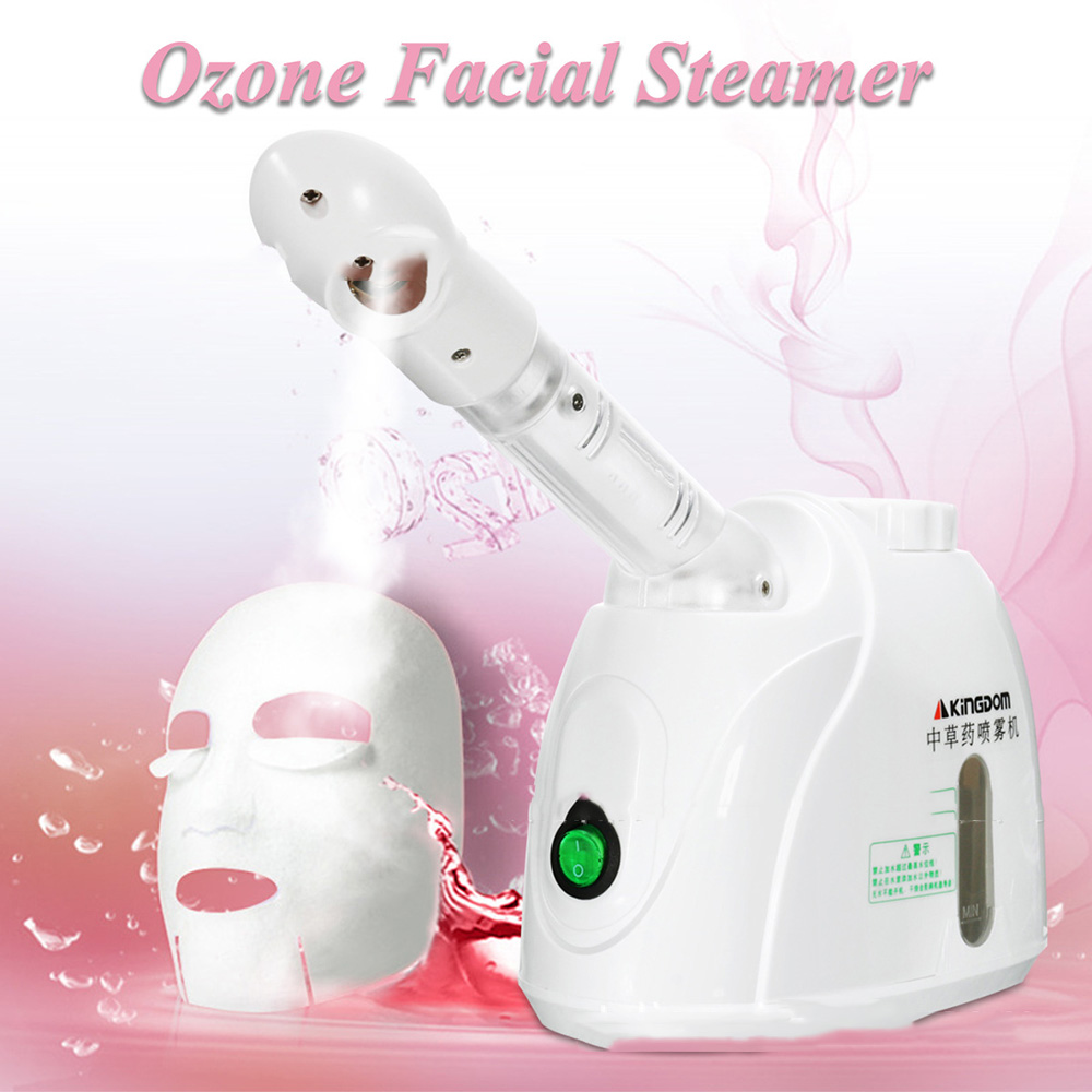Facial Steamer Mist Sprayer SPA Steaming Machine Beauty Instrument Electric Face Moisturizing Machine Facial Skin Care Tools