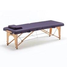 Кровать 185 см * 60 см + постельное белье + подушка спа тату мебель для красоты Портативная складная Массажная кровать для внутреннего дворика